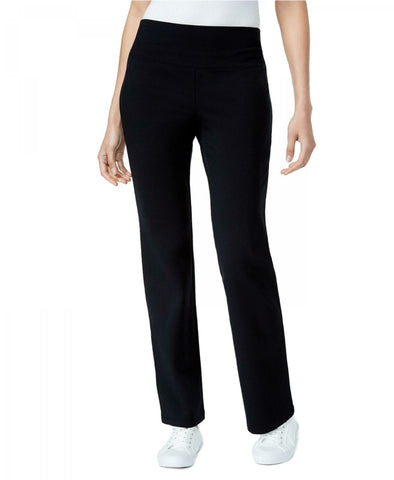 Style & Co. Women's Tummy-Control Bootcut Pull-On Pants. 54807DB805