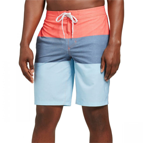 Goodfellow & Co. Men's Colorblock Trooper Board Shorts
