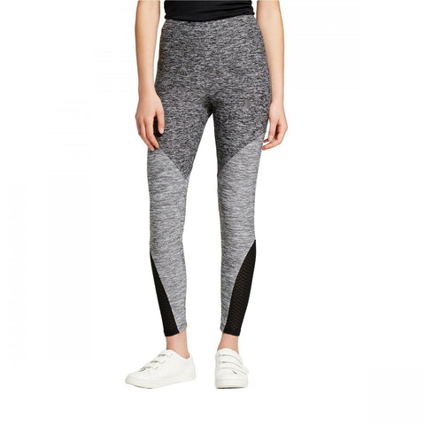 Xhilaration Women's Mesh Panel Leggings