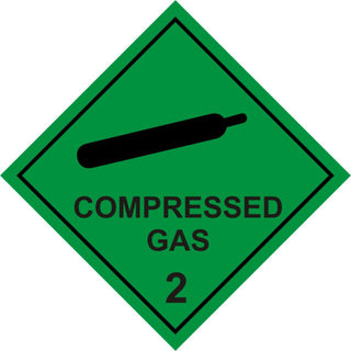Compressed Gas Magnet