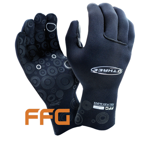 O'Three - Full Flex Gloves 2mm