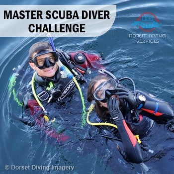 Master Scuba Diver Challenge Package