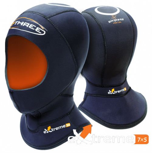 O'Three Extreme Hood 7mm