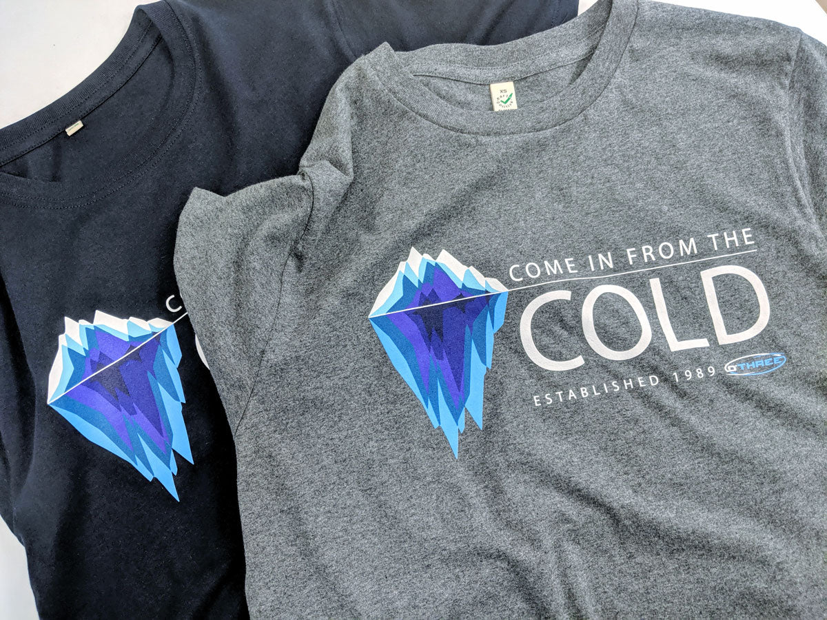O'Three - Iceberg T-Shirt
