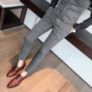 Ben Slim Fit Formal Pant - Topmanco
