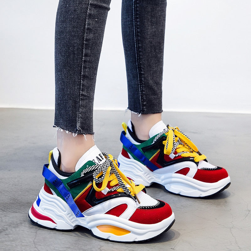 Lilly Sneakers - Topmanco