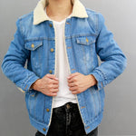COLORANT DENIM JACKET - Topmanco