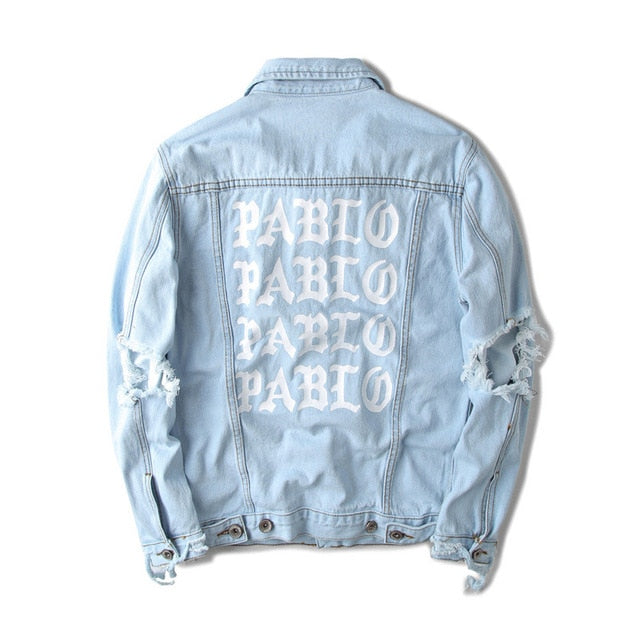 PABLO DENIM JACKET - Topmanco