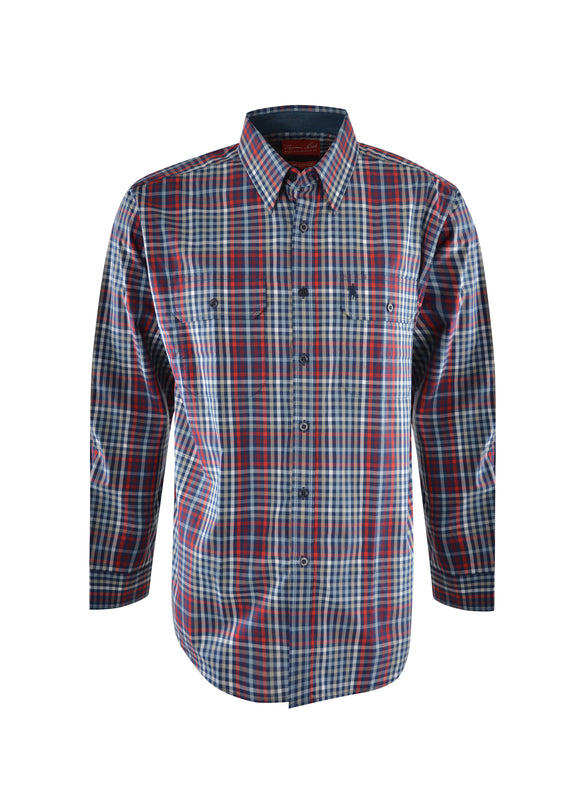 THOMAS COOK CROFTON CHECK 2-PKT L/S SHIRT