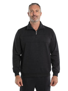 Breakaway Zed Snowy Mt Fleece Half Zip
