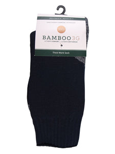 Bamboo 3G Thick Work Socks