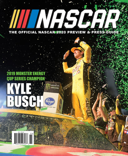 The Official NASCAR 2020 Preview & Press Guide