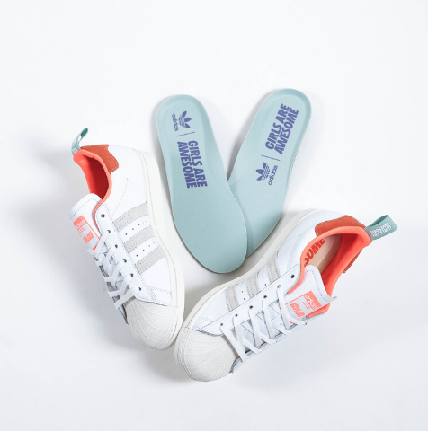 adidas Originals x Girls Are Awesome