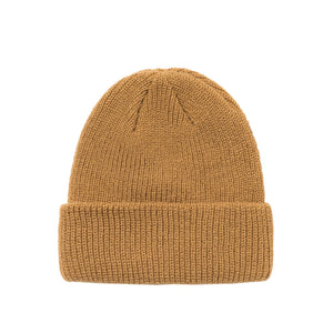 Stussy Stock Cuff Beanie Burnt Orange