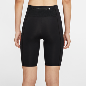 W J Moto Bike Short Black
