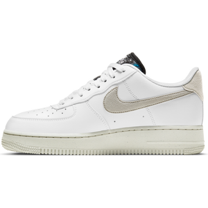 Nike Air Force 1 White Light Bone Black