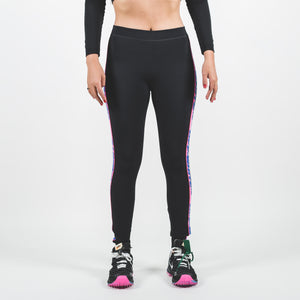 Off-White Athleisure Leggings Black No Color
