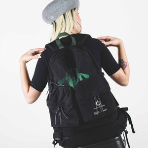 Undercover Graphic Print Backpack