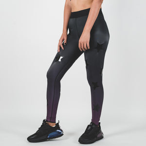 Onduler Gradient KO Ultra Legging Deep Mauve