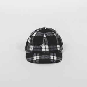Stussy Stock Polar Fleece Low Pro Cap Black