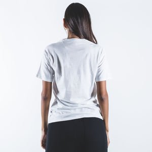 W' S/S Carrie Pocket T-shirt White
