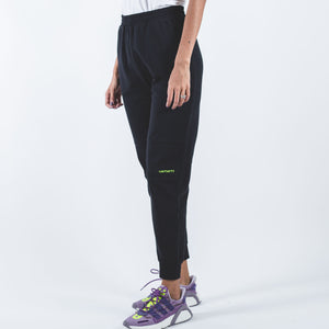 W' Neo Sweat Pant Black/Lime