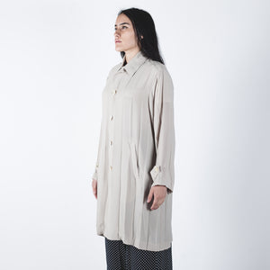 Undercover Coat Light Beige