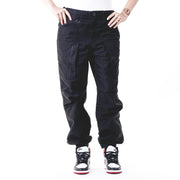 Woven Pant Flight Cargo Pants Black