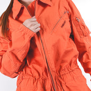 Jumpsuit Untitled Orange