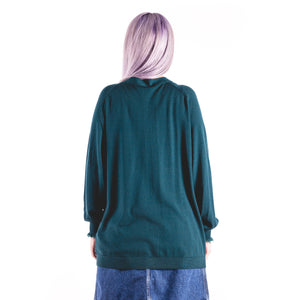 Acne Studios Kuma Merino Bottle Green
