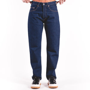 Carpenter Wide Leg Pants Indigo