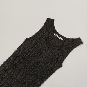 Acne Studios Katrina Knitwear Black Grey