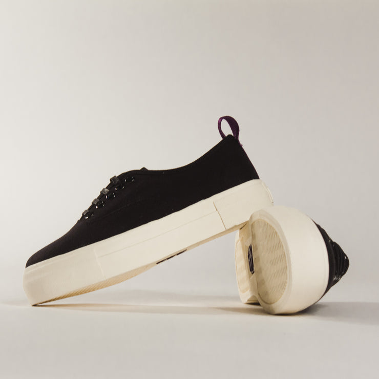 Eytys Mother Canvas Sneaker Black