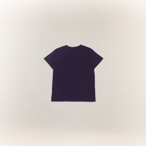 T-shirt decale f Violet