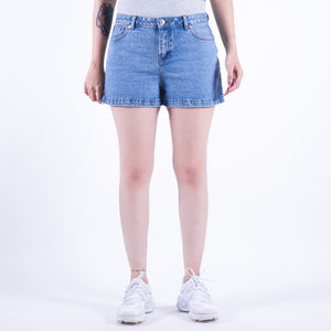 Denim Short High Standard