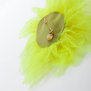 Undercover Yellow Broach