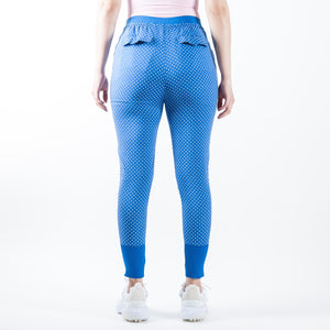 Undercover Blue Polka Pants