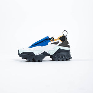 Reebok Experiment 4 Fury Trail De Pyer Moss White-Blue