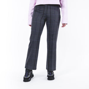 Acne Studios Patsyne Hb Suit Grey/Purple