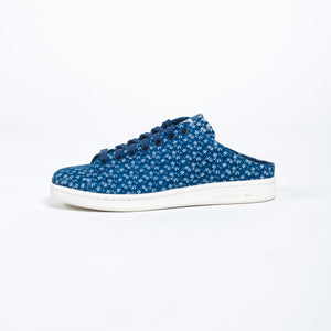 Stan Smith Mule Blue