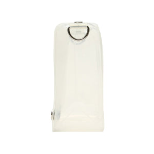 PVC B6 BAG MILKY WHITE
