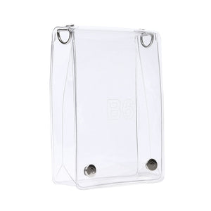 PVC VERTICAL B6 CLEAR