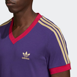 adidas Wales Bonner Short Sleeve Vintage Tee Purple