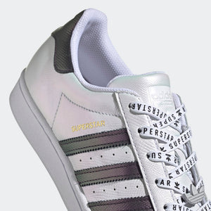 Superstar 50 - 3 White Iridescent BLOCKBUSTER PART 2