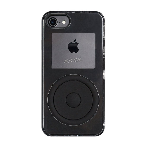 Not a Music Player iPhone X Black