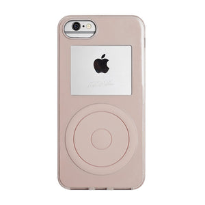Not a Music Player iPhone XS Max Light Pink