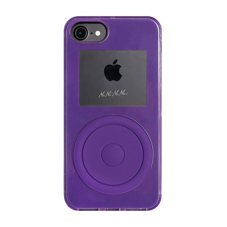 Not a Music Player iPhone XS Purple