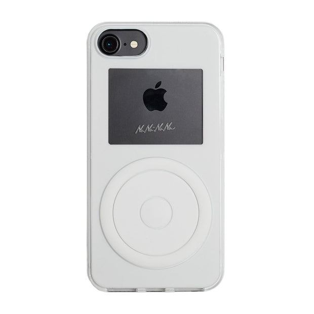 Not a Music Player iPhone XS White