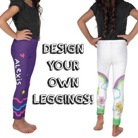 Design Your Own Leggings!!