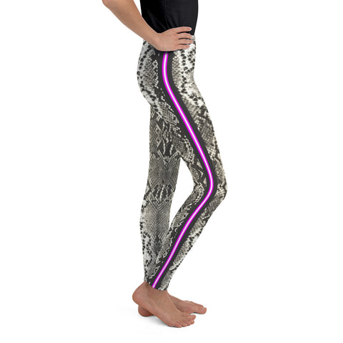 Python (Hot Pink Athletic Stripe)